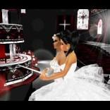 Lesbian wedding on IMVU.com
