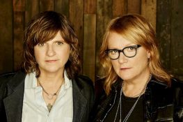 Indigo Girls are Hall and Oates