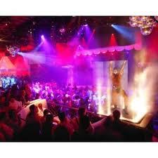 Inside Krave Massive nightclub
