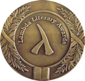 "A prestigious ""Lammy"" award, given to authors of LGBT literature."