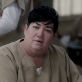 Lea DeLaria in Orange is the New Black
