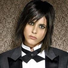 Lesbian makeup