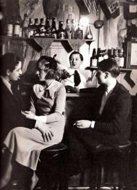 vintage lesbian bar