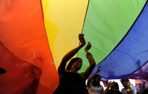 India celebrates Pride. (Photo: Courtesy of blog.foreignpolicy.com)