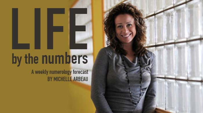 Michelle Arbeau Life by the Numbers