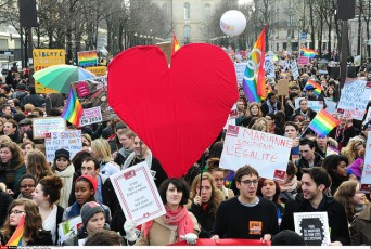 Marriage Equality France