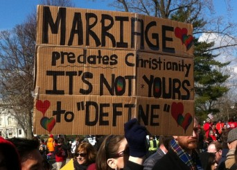 Marriage predates Christianity