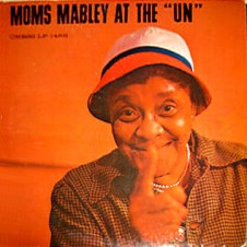 Jackie Moms Mabley live at the UN album