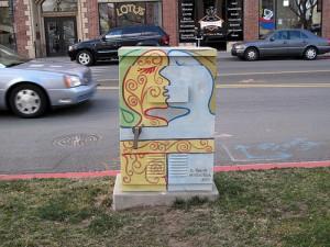 """The Mona Lisa"" on of Reno's public sculptures (Photo: Courtesy of nileguide.com)"