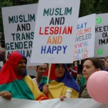Muslim, Lesbian, and happy