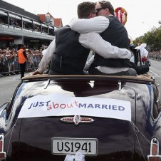 Just about married