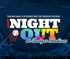 Los Angeles Dodgers LGBT Night Out