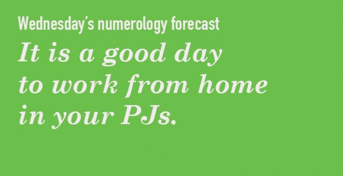 Numerology Tuesday
