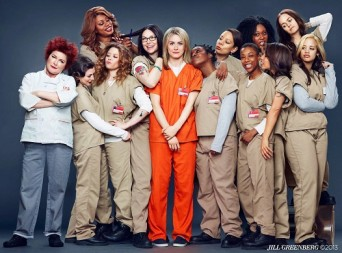 "Cast of ""Orange is the New Black"""