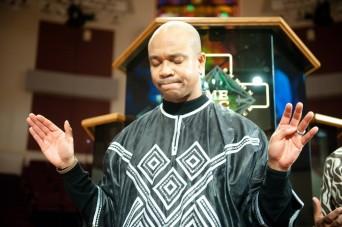 Pastor Delman Coates