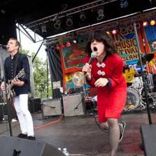 Marissa Paternoster and The Screaming Females