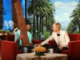 Pharrell Williams on 'Ellen'
