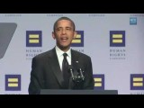 President Obama: 'Born This Way'