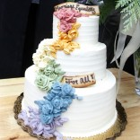rainbowweddingcake