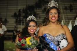San Antonio Homecoming Queens