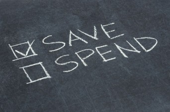 Save and spend on blackboard