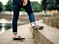 Lesbian shoes