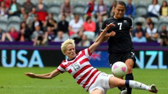 US women's national soccer team megan rapinoe