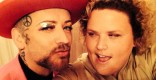 Fortune Feimster and Boy George