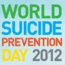 World Suicide Prevention Day 2012 logo