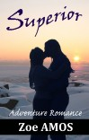 """Superior"" by Zoe Amos, lesbian adventure romance."