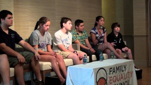 The Outspoken Generation by The Family Equality Council