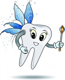 Tooth Fairy Cartoon