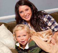 Bristol Palin's young son uses gay slur