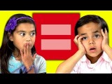 Viral video: Kids react to same-sex marriage