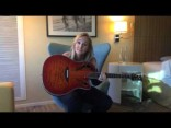 Win 'Uprising of Love' guitar from Melissa Etheridge