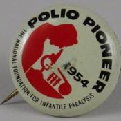 Polio Pin